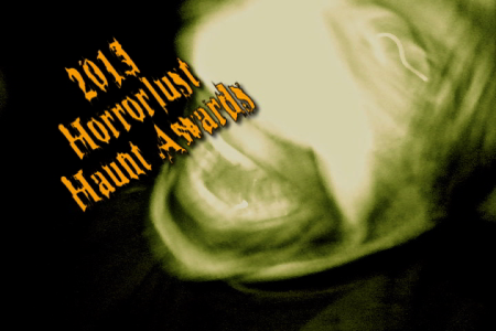 2013 Horrorlust Haunt Awards Banner