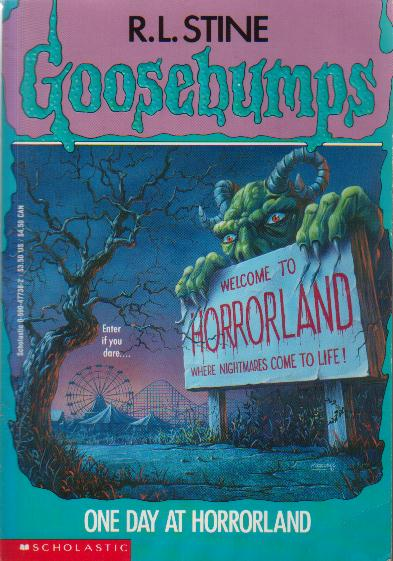 Horrorland, no whores allowed.