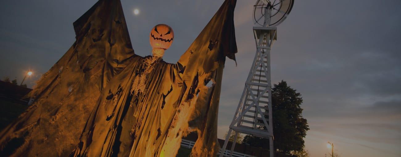 Hallowe'en Nights   horrorlust